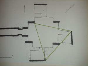 maeshowe equilateral triangle